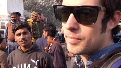 Black Lips in India