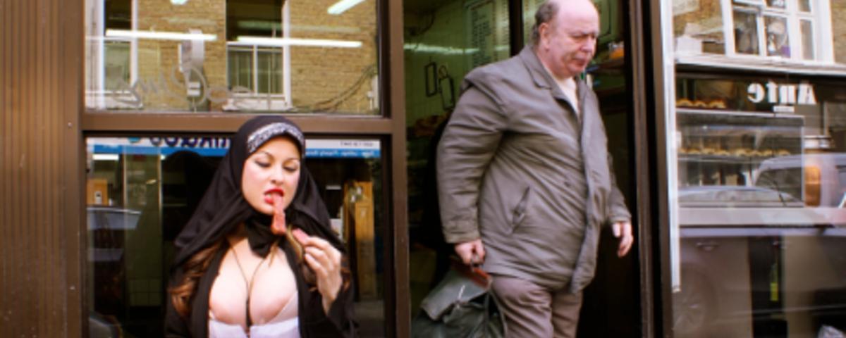 Sex In Tehran - My First Iranian Orgy