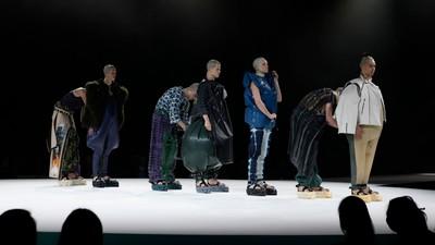 Die Abschlussklasse der besten Modeschule der Welt