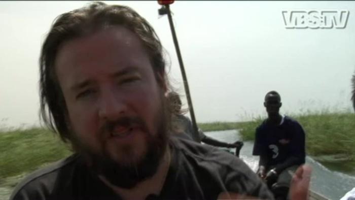 Inside Sudan Extras - Shilluk King