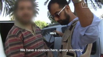 DVD Extras: Ahmed and the Palestine Hotel