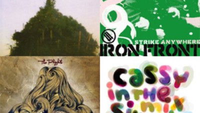 Musik Reviews - V.A., Strike Anywhere, The Plight und Black To Comm