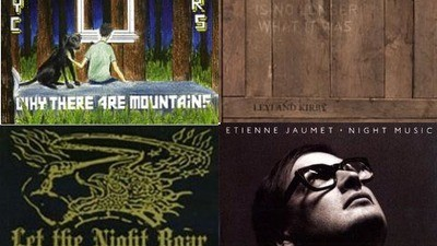 Musikreviews - Cymbals Eat Guitars, Leyland Kirby, Let The Night Roar und Etienne Jaumet