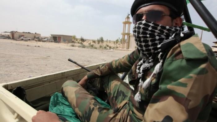 The Rebels of Libya Trailer