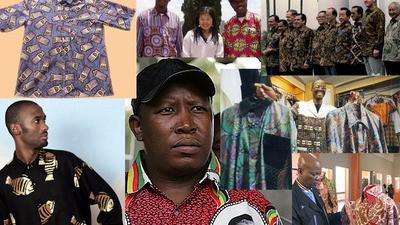 Las camisas madiba de Mandela