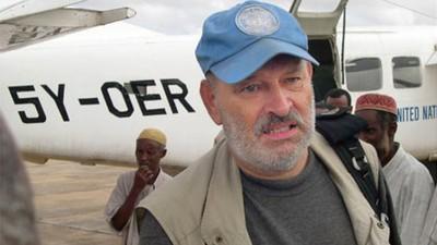Secuestrado en Somalia
