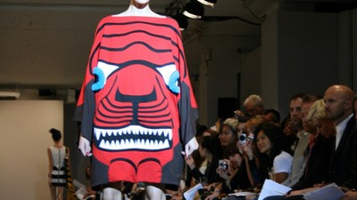 LFW - Scary Monsters