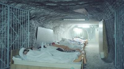 Halotherapie in Solotvyno