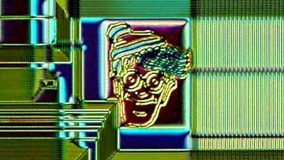 Psychedelische Fotomicrografie