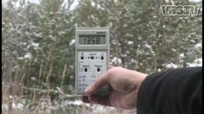 De radioactieve beesten van Tsjernobyl