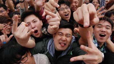 China Has Music Festivals Too!