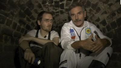 Sewers of Bogota