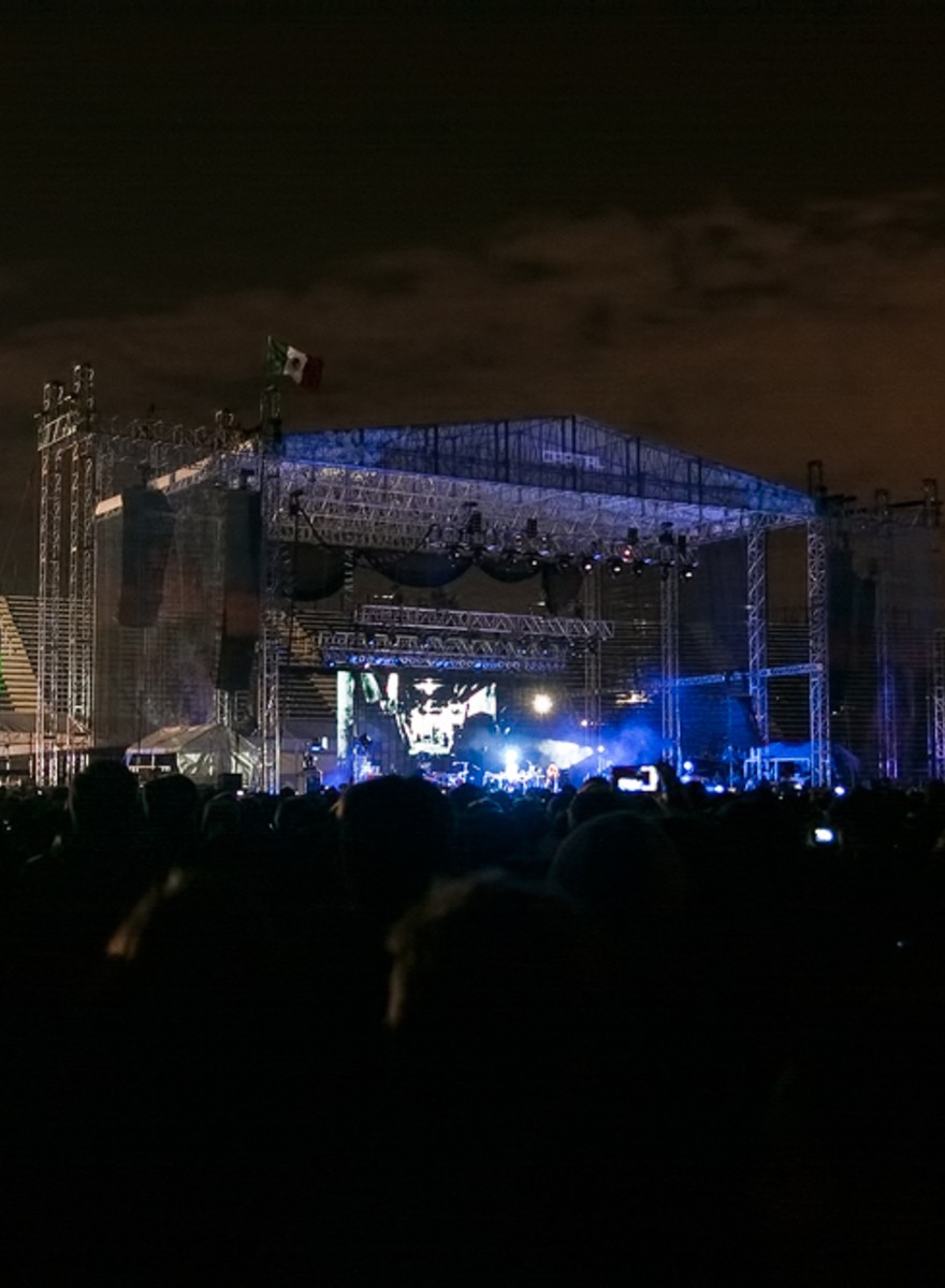 Un festival de música llamado Corona Capital