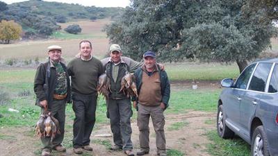 ¿Y qué hostias voto?: Partido para la defensa de la caza y la pesca.
