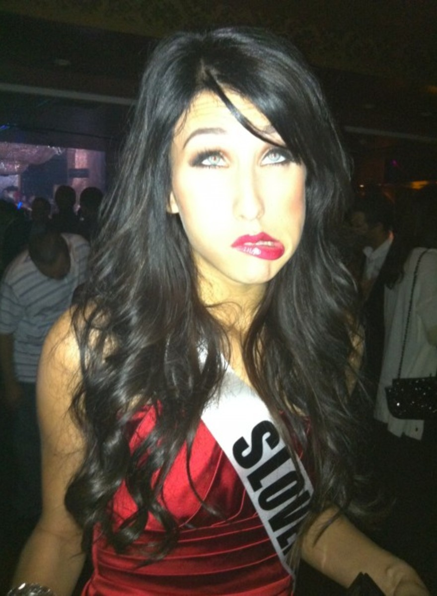Nice Face, Miss Universe!