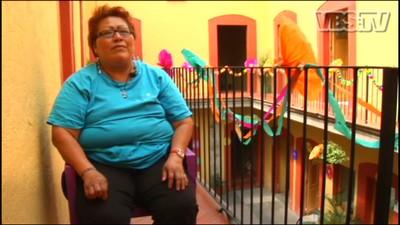 Mexico - La casa del sol poniente