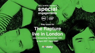 Watch The Rapture Live on Monday!