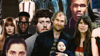 The VICE UK Albums of the Year 2011