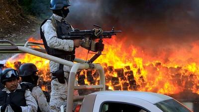 Kartelradio: drugs, ontvoeringen en bloed in de ether