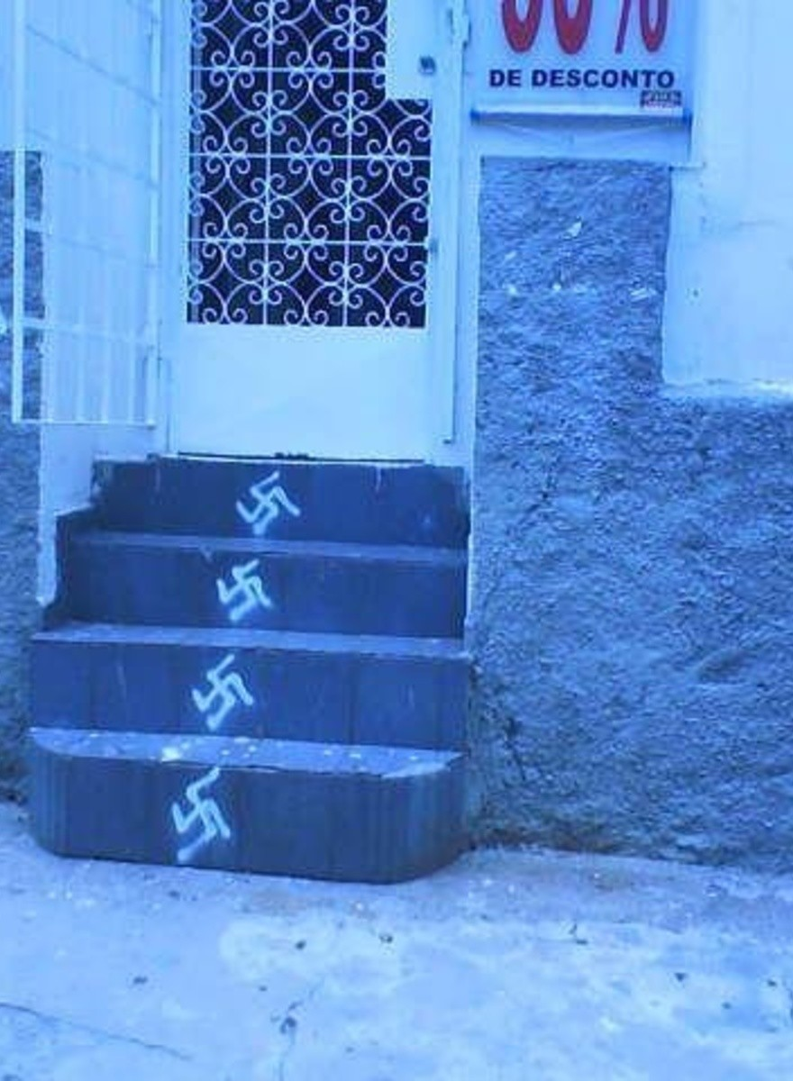 Die debilen Nazis Brasiliens