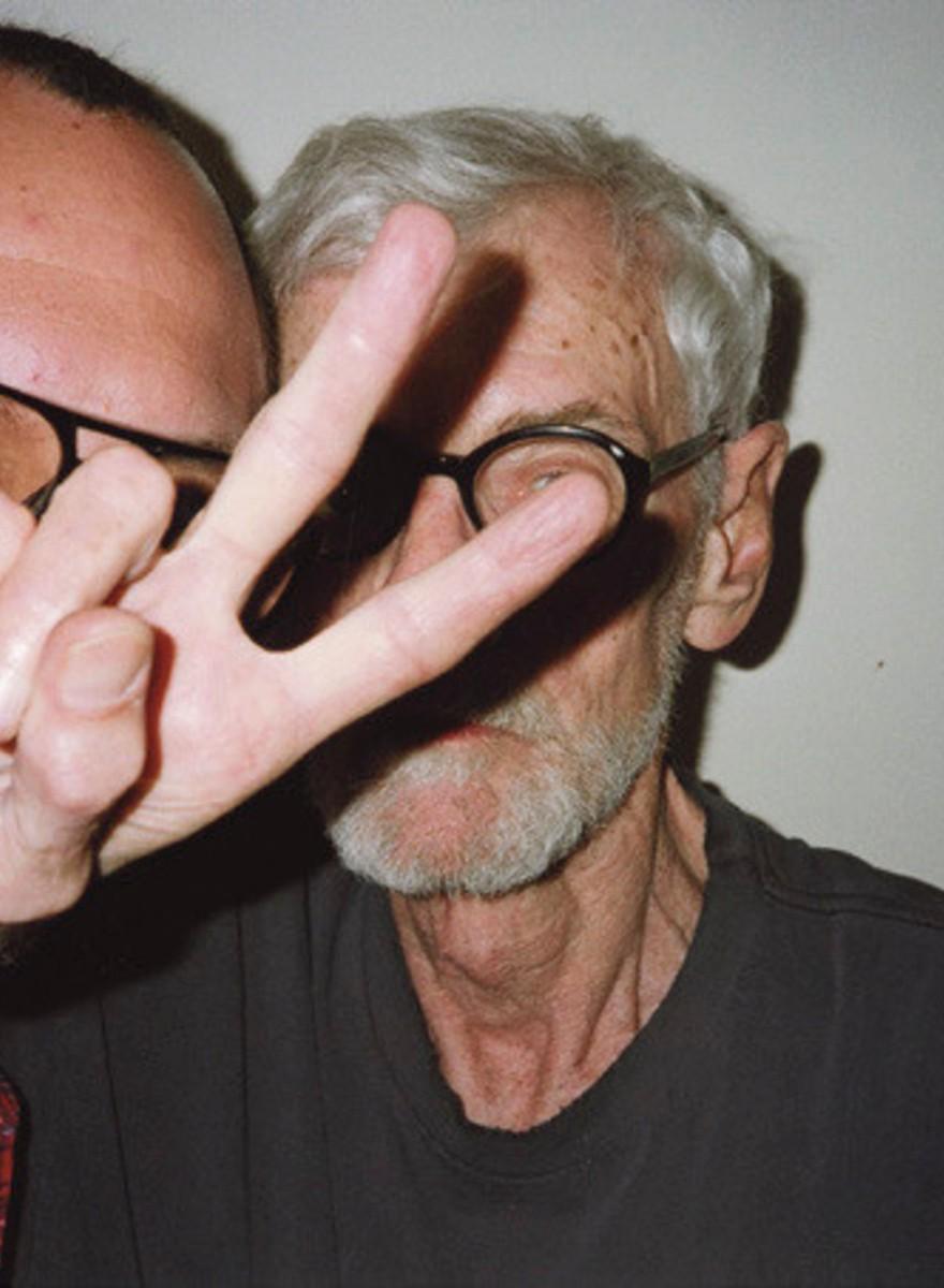 Terry Richardson und sein alter Vater