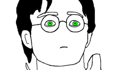 Drug-Related Photoshop Art - Harry Potter Via Che Guevara
