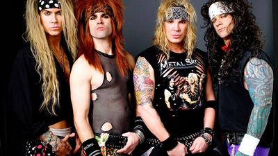 Chunklet to Go Go -  The Sad Cult Of Steel Panther
