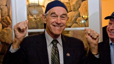 I'm Not Mad at Ron Paul, Just Disappointed