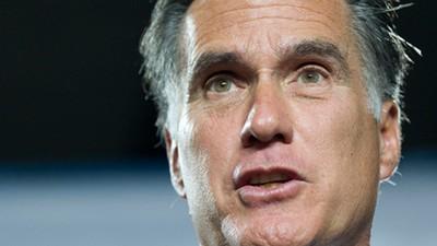 Romney Derangement Syndrome