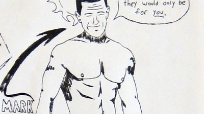 Kelly's Krush Korner - Mark Wahlberg