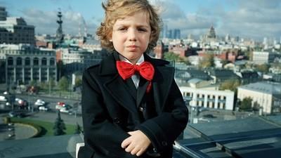Fotografiando a los hijos de los nuevos ricos de Rusia