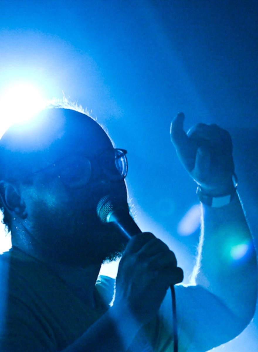 Dan Deacon and John Maus at Keystone Festival Bar