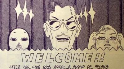 Nick Gazin's Comic Book Love-In #25
