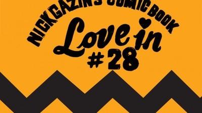 Nick Gazin's Comic Book Love-In #28
