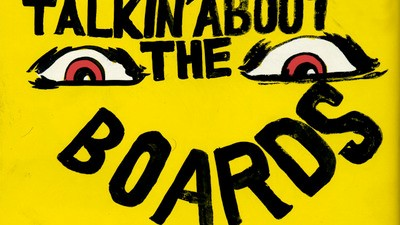Talkin' about the Boards - A Bear Ate My Shit