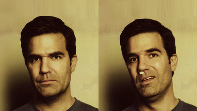 An Interview with Rob Delaney... That We Did Because He Forgot to Write His Column