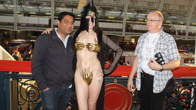 Things I Learned at the London Sex Expo 2011