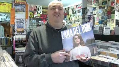 Record Shop Dude - Sean Forbes Loves Lana Del Rey