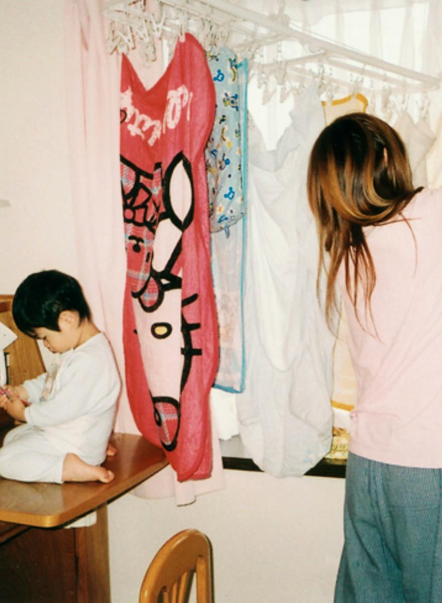 Photographer Motoyuki Daifu's Lost Lover