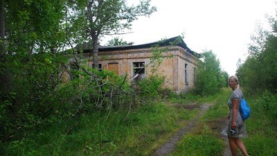 Il mio primo appuntamento in un'ex base militare sovietica