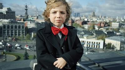 Fotografando os Filhos dos Novos-Ricos Russos