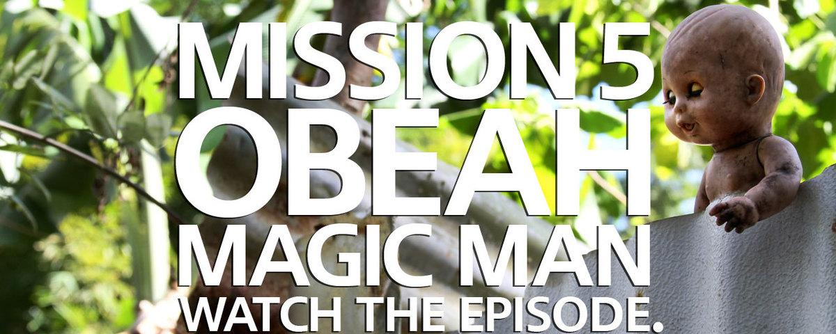 Jamaica - Obeah Magic Man