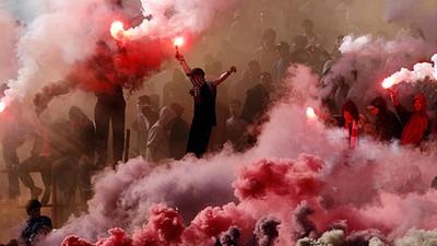 El futbol como motor de la limpieza étnica