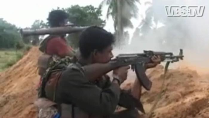 Sri Lanka: Caught in the Crossfire