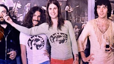 Yo les monté su primer concierto a Black Sabbath