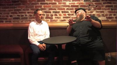 Have You Ever Had a Beard? A Convo Between Calvin Johnson and Chris Estey