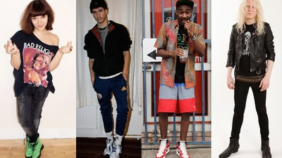 The VICE Fashion Trend Report 2012 - Music Aficionados