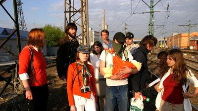 A Guerra Artística da Rússia - Uma Entrevista com Voina