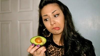 Girl Eats Food - Avocado Eclairs