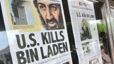 Conspiracy News: Osama Not Buried at Sea!
